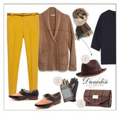 """""""""""Cosy Winter Look with Dunedin Cashmere"""" ( CONTEST WITH PRIZES sponsored by www.dunedincashmere.co.uk )"""" by biange ❤ liked on Polyvore featuring Zara, Marni, Paul Smith, Matt Bernson and dunedincashmere"""