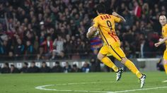 Los goles de Luis Suárez contra el Atlético de Madrid | FC Barcelona