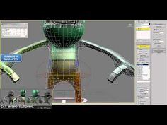 CAT Tutorial: (Ch2 : Skin) - Creating Character Rigs for UDK(Unreal) using CAT in 3dsMax2011