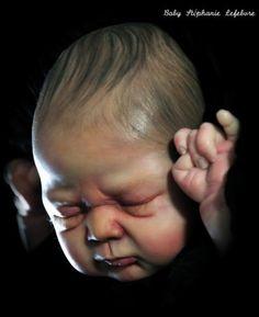 "NEWW !!!! Reborn baby doll AMAZING newborn doll kit "" ivy by elisa marx"" | eBay"