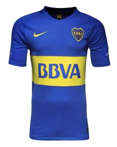 Camisas do Boca Juniors 2015-2016 Nike Titular
