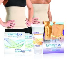 Kit Inicial Sistema Tummy Tuck