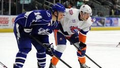 Fueled by a hat trick from John Persson—including the game-winning goal—the Bridgeport Sound Tigers survived a wild-and-wooly affair, eventually emerging with a 6-5 win the Syracuse Crunch