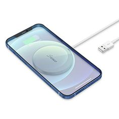 #Seneo #Fast #WirelessCharger Compatible with #MagSafe Charging Iphone 7 Plus, Iphone 8, Iphones For Sale, Soft Feet, Wireless Charging Pad, Airpods Pro, Iphone Accessories, Apple Products, Apple Watch