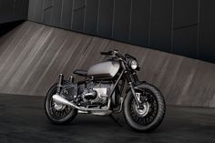 Take a five-decade old BMW R69S, sprinkle it with some love and affection. What you'd get is a retro-modern café racer.