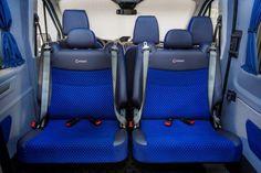 Carsport Clip-istuimet ala-asennossa