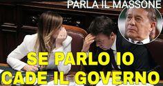 NOTIZIE IN MOVIMENTO: SE PARLO IO CADE IL GOVERNO! DICHIARAZIONI CLAMORO...