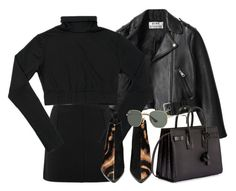 """""""Sem título #1392"""" by oh-its-anna ❤ liked on Polyvore featuring Acne Studios, Topshop, Yves Saint Laurent and Ray-Ban"""