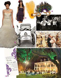 Destination Wedding Cheat Sheet: New Orleans, – Wedding Planning Organization Wedding News, Wedding Styles, Wedding Venues, Wedding Places, Wedding 2015, Wedding Advice, Colorado Springs, Las Vegas, Different Wedding Ideas