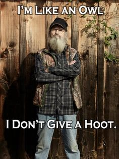 The 21 Wisest Things Si Robertson Has Ever Said - Funny Duck - Funny Duck meme - - Loveeeee this show! The post The 21 Wisest Things Si Robertson Has Ever Said appeared first on Gag Dad. Robertson Family, Sadie Robertson, Duck Commander, Duck Dynasty, Funny Quotes, Funny Memes, That's Hilarious, Dad Quotes, Memes Humor