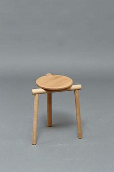 Rodular Stacking stool designed by James Shaw