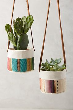 Sedona Hanging Planter - anthropologie.com