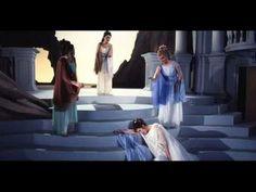 Gundula Janowitz and James King Final Scene of Ariadne auf naxos Richard Strauss, Finals, Scene, King, Youtube, Final Exams, Youtubers, Youtube Movies, Stage