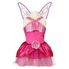 Disney Fairies Rosetta Garden Party Dress