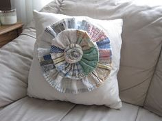 Yards and Yards: What To Do With Ruined Vintage Quilts?