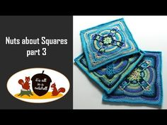Nuts about Squares CAL – Week 3   It's all in a nutshell!   Bloglovin'
