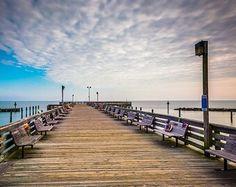 Beautiful dock picture taken, looks like the one in my neighborhood!