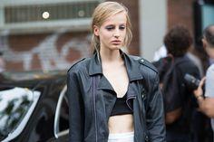 Milan Fashion Week-Spring 2015-Street Style