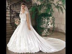 Resultado de imagem para imagens de vestidos de noivas mais lindos do mundo