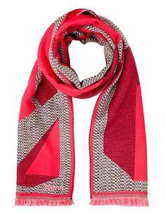 Kenzo Schal pink