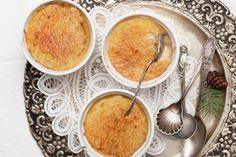 Breaking all the rules, this vegan crème brûlée is completely free of dairy and eggs.