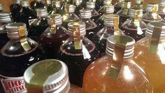 Zuckerpeitsche Sirup Wine Decanter, Barware, Syrup, Sugar, Bar Accessories, Glas