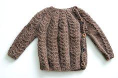 Ligger i min MyCloud Crochet For Boys, Knitting For Kids, Baby Knitting Patterns, Diy Crochet, Knitting Designs, Knitting Stitches, Baby Patterns, Crochet Baby, Crochet Pattern