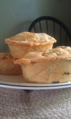 GF Beef Pot Pies in Almond Flour Crusts used recipe at Comfy Belly