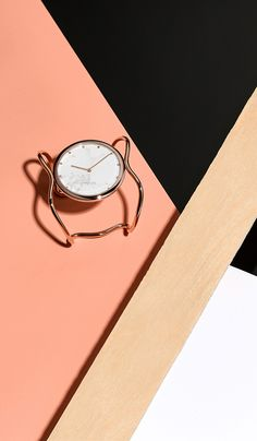 Fossil x Opening Ceremony Bangle Watch. #FossilxOC #ad | @andwhatelse
