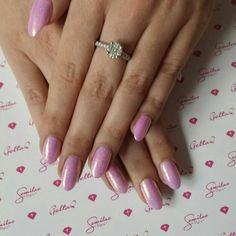 Semilac, pink, pastel pink syrenka