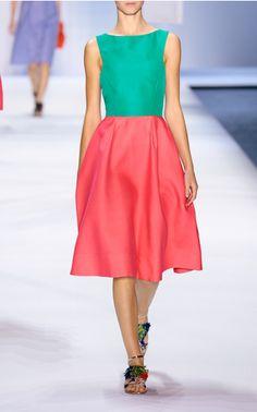 Monique Lhuillier Look 8 on Moda Operandi