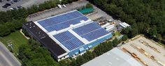 Client: Magna Industries, Inc. Location: Lakewood, NJ Annual Energy Generation: 328,166  Dynamic Energy completed construction of a standing seam roof-mounted solar array for Magna Industries, Inc. facility located in Lakewood, NJ. The roof-mounted solar array totals 322 kW, consisting of 1,400 solar panels, and produces an estimated 328,000 kWh of power annually.