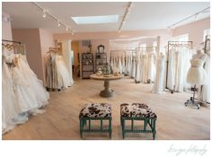 lovely dc - a beautiful georgetown bridal shop for wedding dresses and accessories  Lissa Ryan Photography www.lissaryanphotography.com