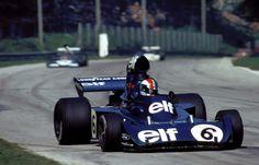Francois Cevert Tyrrell