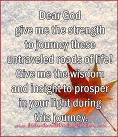 PRAYER IS A VOICE OF FAITH - PRAYER DRAWS STRENGTH FROM HEAVEN