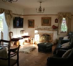 Bed and breakfast in Priddy Mendip Hills Somerset England