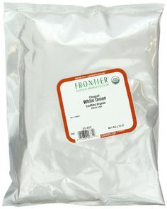 Frontier Natural  Products, chopped White Onion, Certified Organic, 16 Oz Bag - http://goodvibeorganics.com/frontier-natural-products-chopped-white-onion-certified-organic-16-oz-bag/