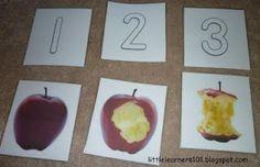 Äppel (och frukt) bilder att skriva ut