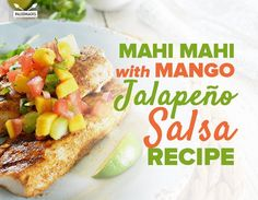 This Tropical Mahi Mahi Recipe Will Rival Your Favorite Taco Shop