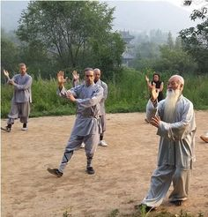 Qi Gong a holistic practice to stay healthy and develop Tai Chi Exercise, Tai Chi Qigong, Chi Energy, Shaolin Kung Fu, Chinese Martial Arts, Meditation, Relaxing Yoga, Martial Artists, Wing Chun