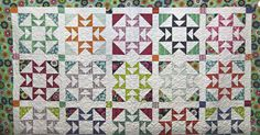 See How These Familiar Squares Form A Fun New Block!