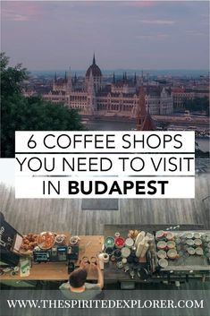 Looking for the best coffee in Budapest? I've got you covered! All around the city and especially in the Jewish Quarter, Budapest has some incredible cafes and coffee shops. Here are my favorite Budapest coffee shops for specialty coffee. Visit Budapest, Budapest Travel, Best Coffee Shop, Coffee Shops, Coffee Lovers, Best Brunch Places, Budapest Things To Do In, Hungary Travel, Coffee Places