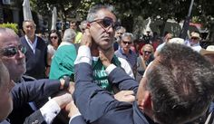 CORES DE CAMBADOS: MOMENTOS TENSOS TRALA INVESTIDURA DE CABALEIROS E ...