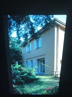 "e5b5fb8b0e656a Mies Van Der Rohe ""Haus Perls"" Modern Architecture 35mm Art Slide"