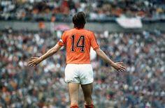 Johan Cruyff e la disaffezione per il calcio