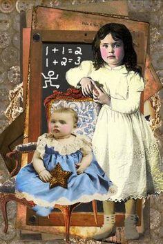 antique children postcards | Ozstuff Online: Postcard Sunday - Vintage Children