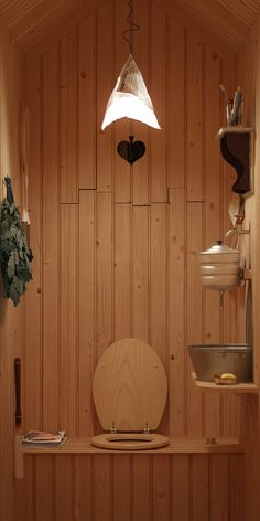 Composting toilets are green toilets that can be used with minimal water in areas where discharging nutrients or chemicals commonly found in human wastewater could negatively affect the environment. Outdoor Toilet, Outdoor Baths, Outdoor Bathrooms, Dry Cabin, Outhouse Bathroom, Composting Toilet, Little Cabin, Tiny Spaces, Cabins In The Woods