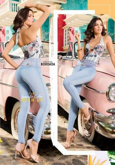 New Look Jolie Busted Knee Jeans Bambina