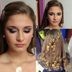 Sweet 16 hair and makeup