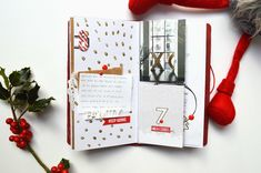 #decemberdaily #travelersnotebook